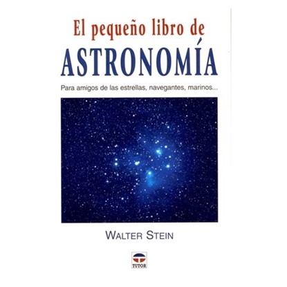 Picture of El pequeno libro de Astronomia