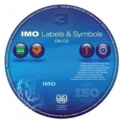 Picture of IMO Labels & Symbols on CD (V3.0) 2007