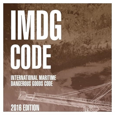 Picture of Electronic IMDG Code for Windows download, 2016
