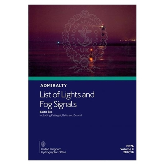 Picture of Admiralty List of Lights and Fog Signals Vol(C)