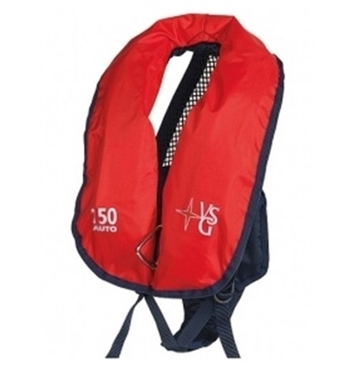Picture of Inflatable lifejacket Skipper Baby