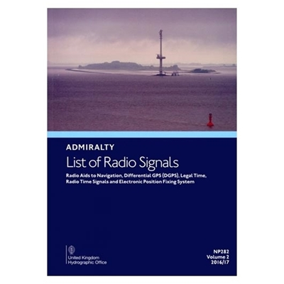 Admiralty List of Radio Signals Vol. 2