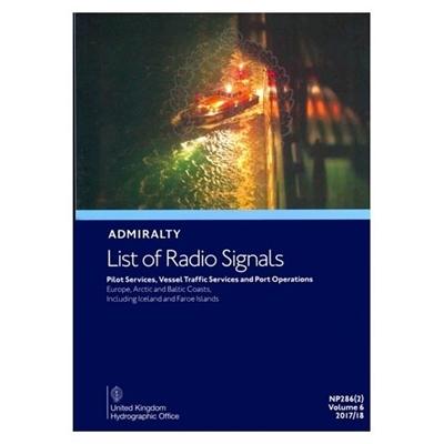 Admiralty List of Radio Signals Vol. 6, Part 2