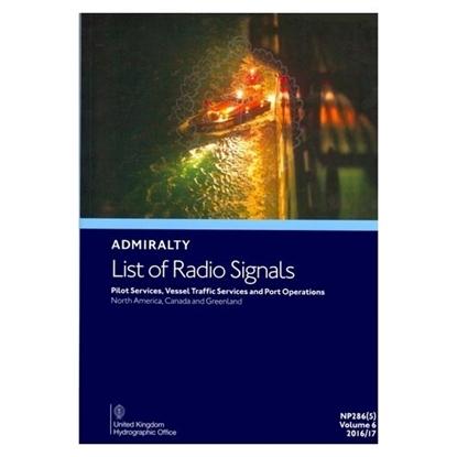 Admiralty List of Radio Signals Vol. 6, Part 5