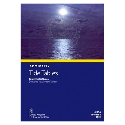 Picture of Admiralty Tide Table  Vol(4)