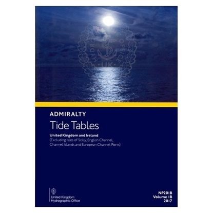 Picture of Admiralty Tide Table Vol(1)
