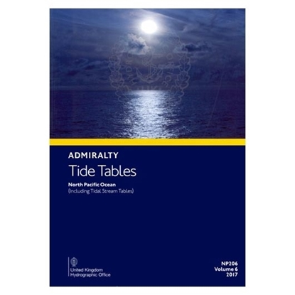 Picture of Admiralty Tide Table Vol(6)