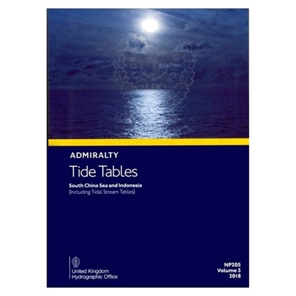 Picture of Admiralty Tide Table Vol(5)