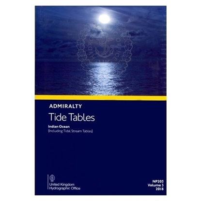 Picture of Admiralty Tide Table Vol(3)