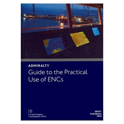 Picture of Admiralty Guidde to the Practical Use of ENCs NP231