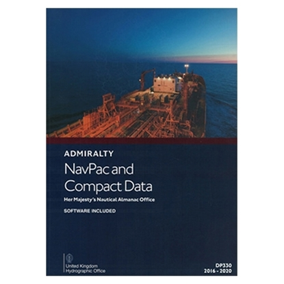 Picture of NAVPAC & Compact Data 2016-2020 Version 3.4
