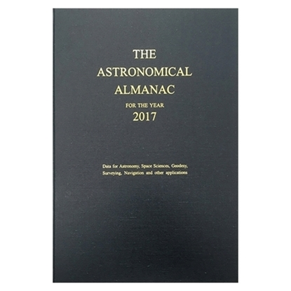 Picture of The Astronomical Almanac