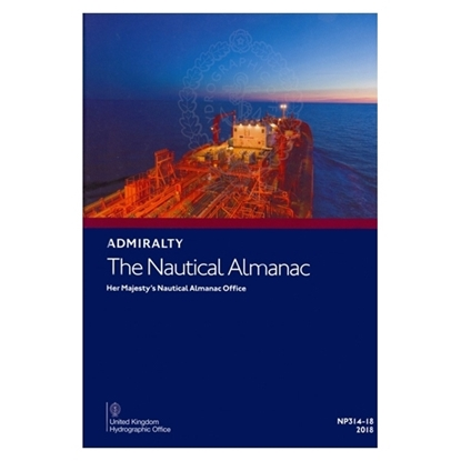 Picture of The Nautical Almanac