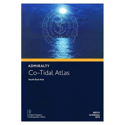 Picture of Admiralty Co-Tidal Atlas - Asia NP215