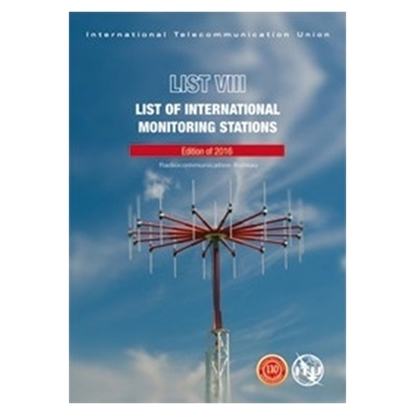 Picture of List of International Monitoring Stations