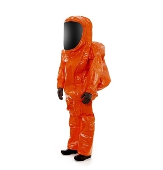 Picture of Dräger CPS 5900 chemical protective suit