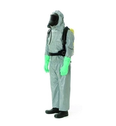 Picture of Dräger SPC 3800 chemical protective suit