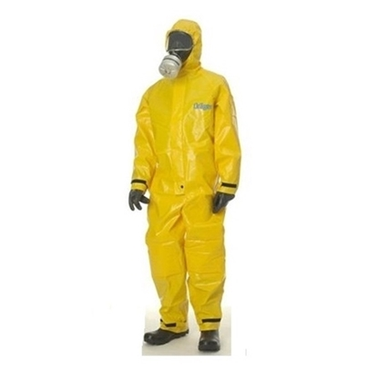 Picture of Dräger Workstar PVC chemical protective suit