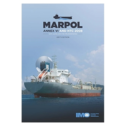 Picture of MARPOL Annex VI and NTC 2008 with Guidelines for Implementation (2017 Edition)