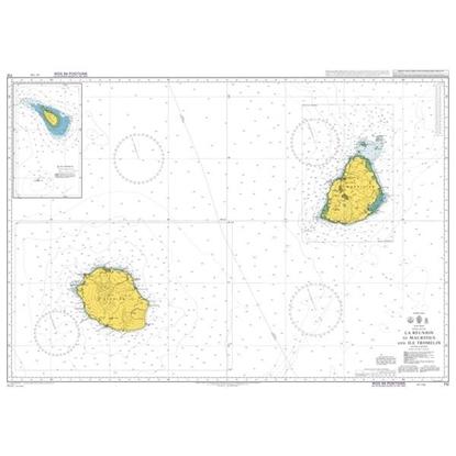 Picture of La Reunion to Mauritius and Ile Tromelin