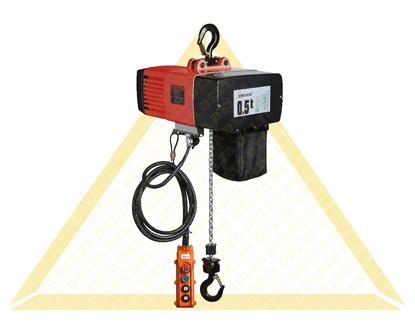 Picture of Diferencial de corrente eléctrico 400 volt duas velocidades com altura 3 medidor de elevação 1T