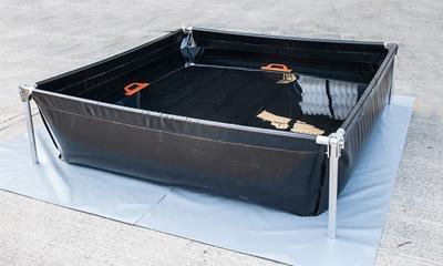 Picture of Tanque terrestre p/ hidrocarbonetos Descontamination