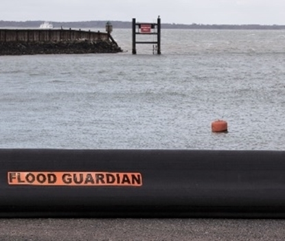 Picture of Tidal & flood surge temporary barriers
