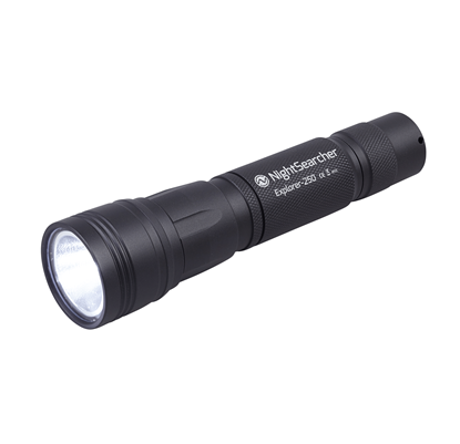 Picture of LED flashlight Explorer 250