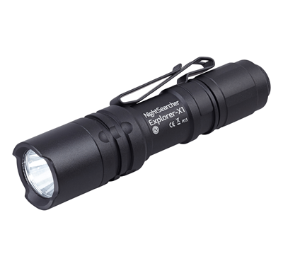 Picture of LED flashlight Explorer X1