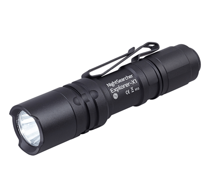 Picture of LED flashlight Explorer X1