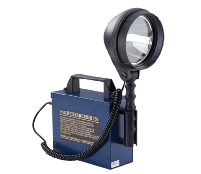 Picture of Rechargeable searchlight 750 XML