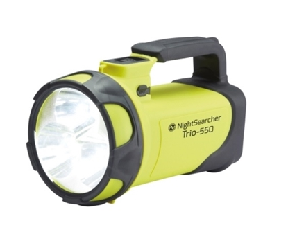 Picture of Rechargeable searchlight  Trio 550