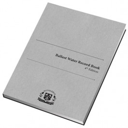 Picture of Ballast Water Record Book 4th Edition