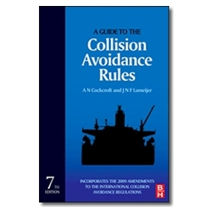 Picture of A Guide to the Collision Avoidance Rules, 7th Edition 2011