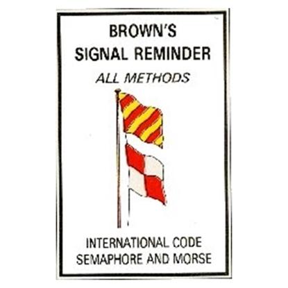 Brown Signal Reminder