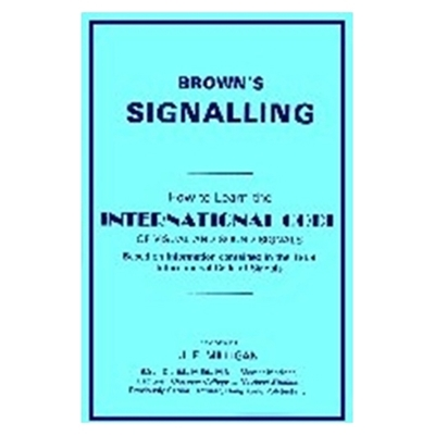 Picture of Brown Signalling : How to learn the International Code of Signal