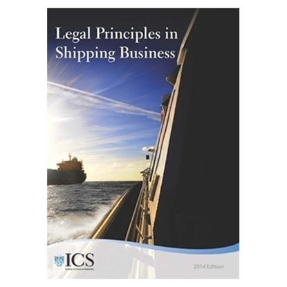 Legal Principles in Shipping Business 2014