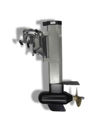 Picture of Outboarder with shaft-profile