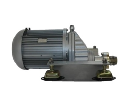 Shaft drive with reduction gear