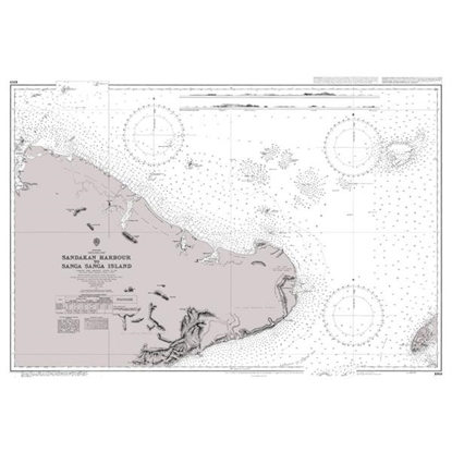 Sandakan Harbour to Sanga Sanga Island