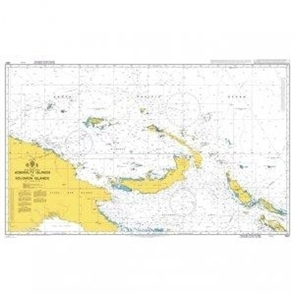 Picture of Admiralty Islands to Solomon Islands
