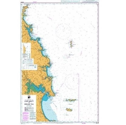 Cape Brett to Paepae-O-Tu / Bream Tail