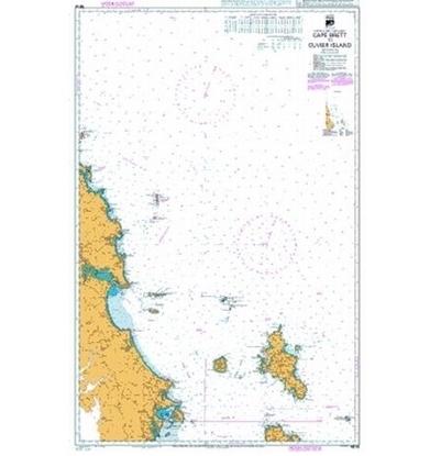 Cape Brett to Cuvier Island