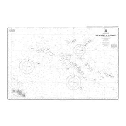 Picture of Ile Makemo to Ile Tahiti