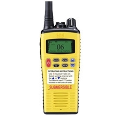 Picture of Entel GMDSS HT649 - pack 2 portable radio