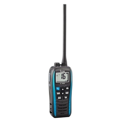 Picture of IC-M25 VHF handheld Transceiver