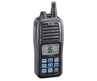 Picture of IC-M23 VHF handheld Transceiver