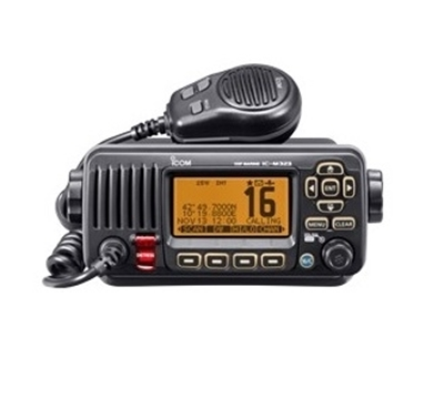 Picture of VHF IC-M323G radio