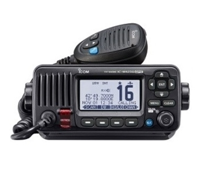 Picture of VHF IC-M423G radio
