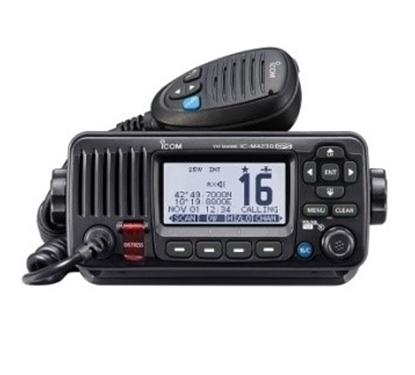 Picture of VHF IC-M423G radio